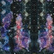 psychedelic Galaxy