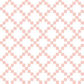 Doodle Quilt - Blocks-Blush