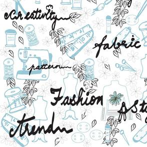 Fashion &spoonflower