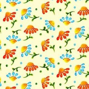 Daisies_Cream
