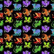 Dragon Kids Scene