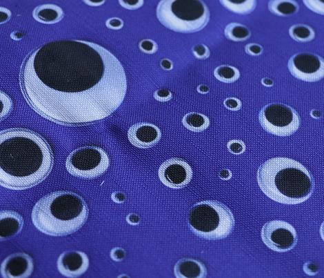 Googly Eyes Blue