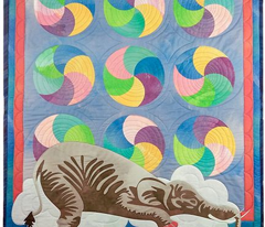 Sleeping Elephant Quilt