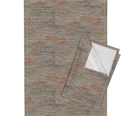 Rustic Pastel Plank