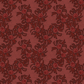 asters-red-fabric
