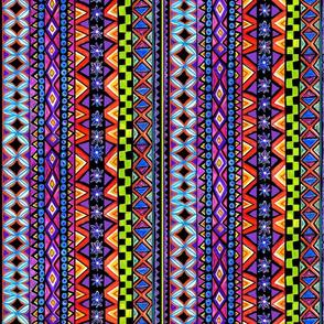 Mayan Tribal-purple