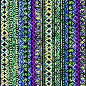 Mayan Tribal-green