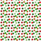 chrsitmas stars dark mini