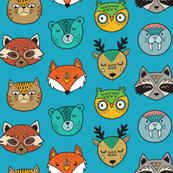 Animals portrait
