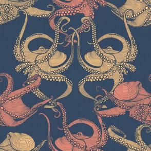 Cephalopod - Octopi - Brighter