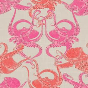 Cephalopod - Octopi smaller - Brilliant