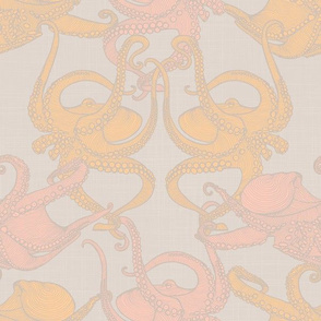 Cephalopod - Octopi smaller - Soft