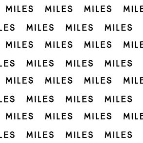 Miles Fabric