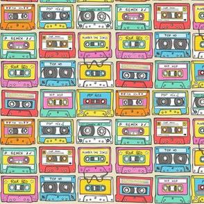 Nostalgia audio tape 1,5 inch wide