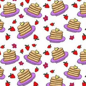 Pancakes White (Small)