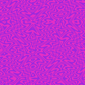 psychedelic butterfly swirl - pink and purple