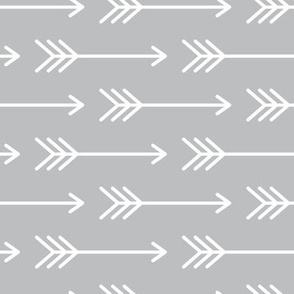 Arrows on Gray
