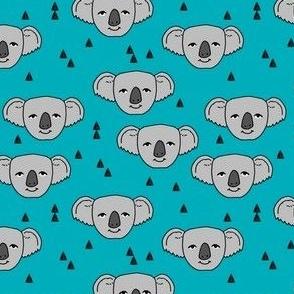 koala // cute australian animals koala fabric best koala design for baby nursery cute kids australian animals design