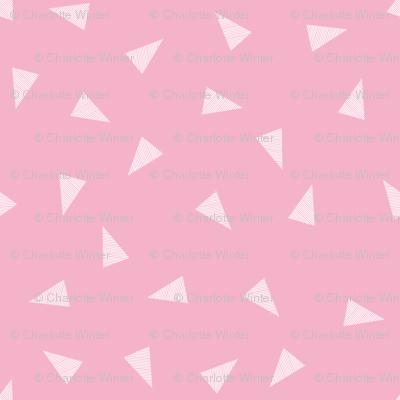 Bunny rabbit pink baby nursery fabric cute baby design for Cute baby fabric
