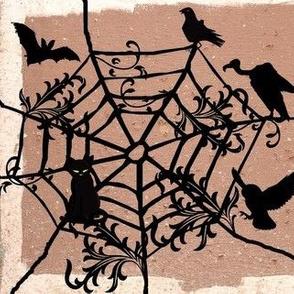 Halloween Web 2