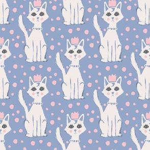 Princess Pouty Cat