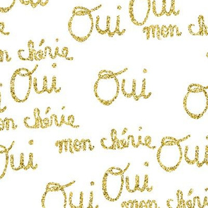 oui_gold_and_white