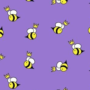 Bees on Solid