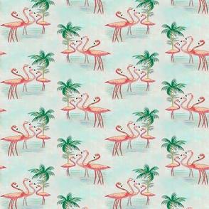 Flamingo small size