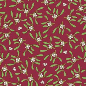 Mistletoe Scatter