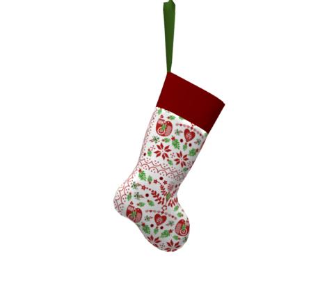 Mistletoe Nordic