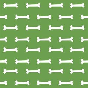 asparagus green dog bone fabric dogs pet dog design coordinating fabric