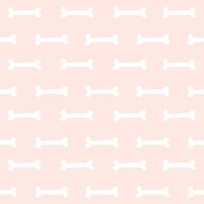 blush dog bone fabric dogs pet dog design coordinating fabric