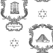 Synagogue Toile