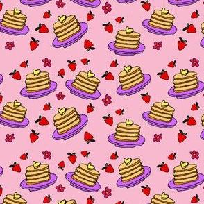 Pancakes - Small Pink