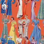 fashion 1934