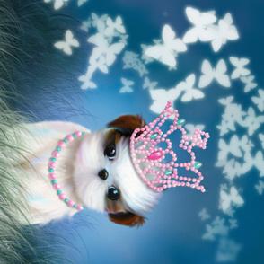 Shih Tzu Puppy Princess