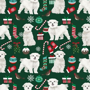 maltese christmas fabric pink dog christmas dogs fabric andrea lauren christmas fabric