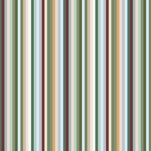 Medium Sage Stripe_Miss Chiff Designs