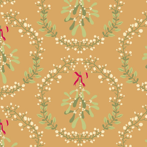 Mistletoe_wreath_fond_brun_L