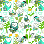 Snow_Owl_Fabric