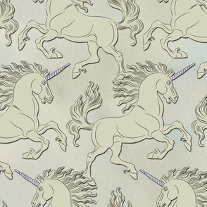 Beige Unicorn