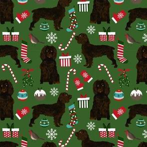 boykin spaniel christmas fabric dog fabric christmas dogs fabric dog christmas design christmas fabric