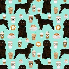 boykin spaniel coffee fabric dogs fabric coffees fabric boykin spaniels dog design