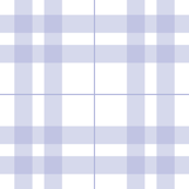 Cottage Check simplified blue-violet