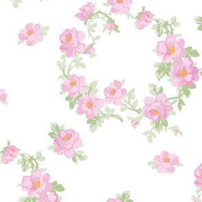 Springtide Wreath sorbet