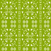 ISLAND ARCHERS Leaf Green