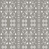 ISLAND ARCHERS Puddle Grey