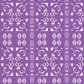 ISLAND ARCHERS Plum Purple