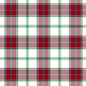Manitoba Dress Dance tartan - 3""