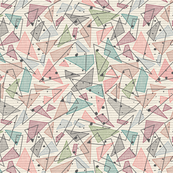 Hand Drawn Geometric Pattern